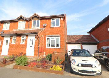 3 bed semi-detached house for sale in Pentland Close, Eastbourne, East Sussex BN23
