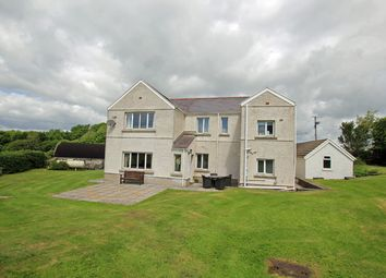 Thumbnail 4 bed detached house for sale in Pontantwn, Kidwelly, Carmarthenshire