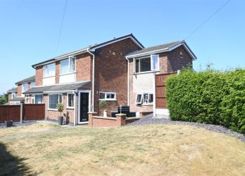 Thumbnail 3 bed semi-detached house for sale in Irwell Close, Melton Mowbray
