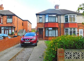 Thumbnail 2 bed semi-detached house for sale in Hotham Road North, Hull, East Riding Of Yorkshire