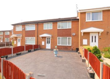 Thumbnail 3 bed terraced house for sale in Circular Road, Denton, Manchester