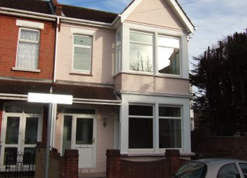 Thumbnail 3 bed end terrace house to rent in Quebec Avenue, Southend-On-Sea
