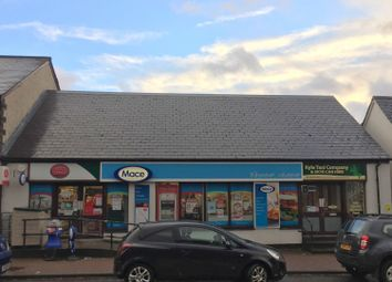 Thumbnail Retail premises for sale in Mace Store & Post Office, 3 Station Road, Kyle Of Localsh