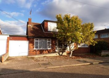 Thumbnail 4 bedroom detached house for sale in Surig Road, Canvey Island