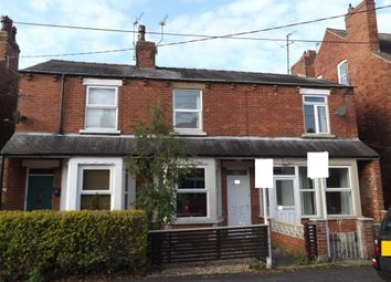 Thumbnail 2 bed terraced house for sale in Cornwall Terrace, Tattershall Road, Woodhall Spa