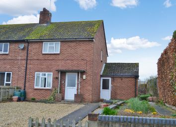 Thumbnail 2 bed semi-detached house for sale in The Mead, Great Shefford, Hungerford
