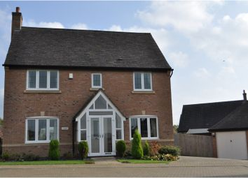 Thumbnail 4 bed detached house for sale in Vale Rise, Matlock