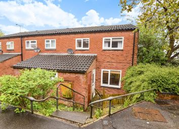 Thumbnail 3 bed end terrace house for sale in Hamilton Court, Newbury