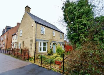 Thumbnail 4 bed link-detached house to rent in Spode Close, Redhouse, Swindon