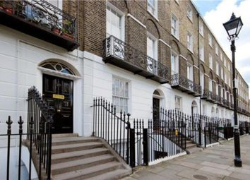 Thumbnail 4 bed terraced house to rent in Claremont Square, London