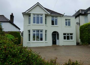 Thumbnail 4 bed detached house for sale in Newport Road, Chepstow