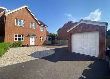 Thumbnail 4 bed detached house for sale in Cherry Tree Close, Churchdown, Gloucester