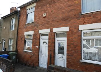 Thumbnail 2 bed terraced house for sale in Hardwick Street, Mansfield