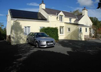 Thumbnail 5 bed detached house for sale in Brynteg
