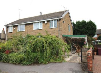 Thumbnail 3 bed semi-detached house for sale in Greaves Street, Shirland, Alfreton