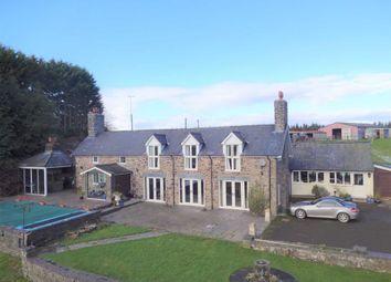Thumbnail 4 bedroom farm for sale in Bryn Y Garreg, Llangadfan, Welshpool, Powys