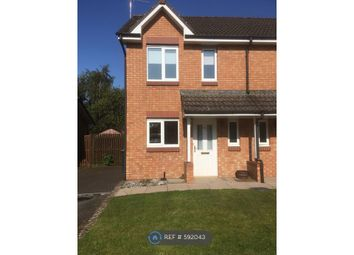 Thumbnail 2 bed semi-detached house to rent in Collochan Drive, Dumfries