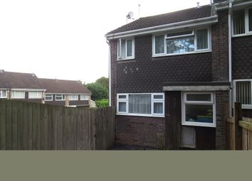 Thumbnail 3 bed end terrace house for sale in The Hawthorns, Cardiff