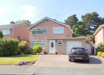 Thumbnail 3 bed detached house to rent in Barrymore Way, Bromborough, Wirral