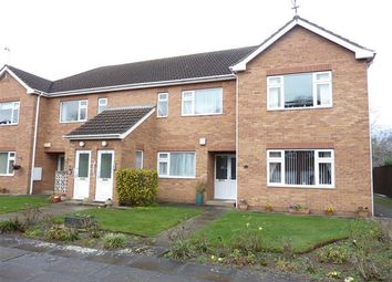 Thumbnail 2 bed flat for sale in Eaton Court, Grimsby
