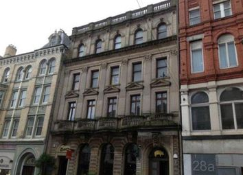Thumbnail 2 bed property to rent in High Street, Cardiff