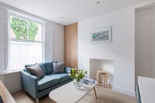 Thumbnail 1 bed terraced house to rent in Caledonian Road, London