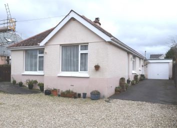 Thumbnail 3 bed detached bungalow for sale in Rhododendron Avenue, Sticklepath, Barnstaple