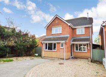 Thumbnail 3 bed detached house for sale in Crowfoot Way, Broughton Astley, Leicester, Leicestershire