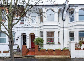 Thumbnail 3 bed terraced house for sale in Warwick Road, Hampton Wick