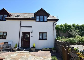 Thumbnail 2 bed end terrace house for sale in Poughill, Bude