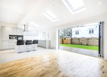 Thumbnail 4 bedroom semi-detached house for sale in Culverden Road, London