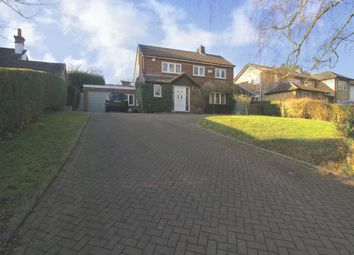 Thumbnail 4 bed detached house to rent in New Road, Digswell, Welwyn
