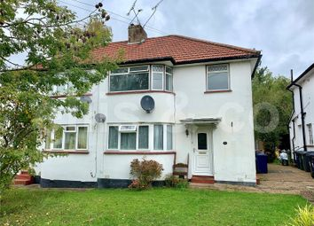 Thumbnail 1 bed maisonette for sale in Laleham Avenue, Mill Hill, London
