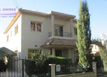 Thumbnail 4 bed detached house for sale in Zakaki, Limassol (City), Limassol, Cyprus