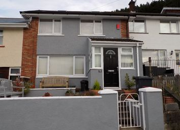 Thumbnail 3 bed terraced house for sale in Florence Close, Abertillery