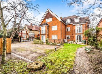 Thumbnail 2 bedroom flat for sale in Main Road, Gidea Park, Romford