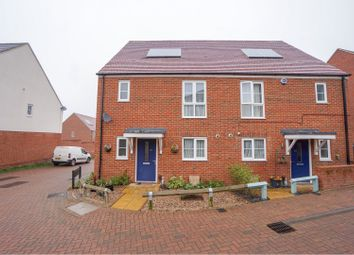 Thumbnail 3 bed semi-detached house for sale in Spencer Way, Stevenage