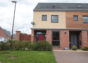 Thumbnail 3 bed town house for sale in Waterhouses, Houghton Le Spring