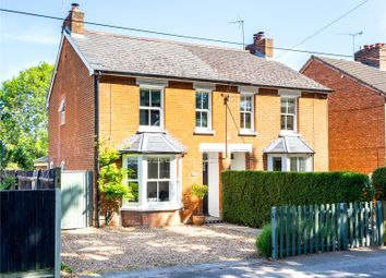 Tweseldown Road, Church Crookham, Fleet, Hampshire GU52. 3 bed semi-detached house