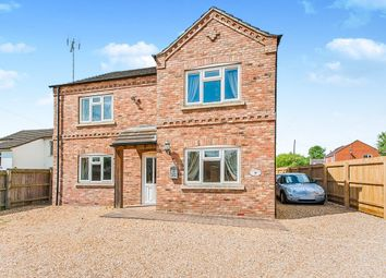 Thumbnail 5 bedroom detached house for sale in Burrett Road, Wisbech
