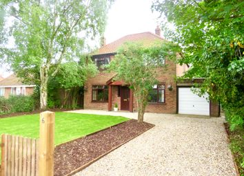 Thumbnail 4 bedroom detached house for sale in School Lane, Toftwood, Dereham