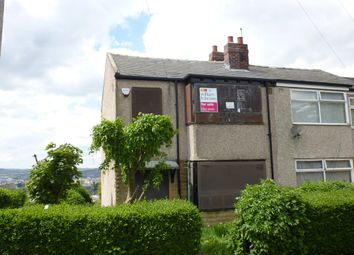 Thumbnail 3 bedroom town house for sale in Curzon Road, Bradford