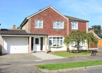 Thumbnail 4 bed detached house for sale in Chiltern Road, Barton Le Clay