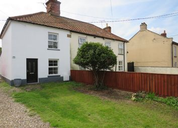 Thumbnail 2 bedroom semi-detached house for sale in Brandon Road, Watton, Thetford