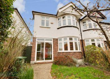 3 bed semi-detached house for sale in Hospital Crescent, Gubbins Lane, Harold Wood, Romford RM3