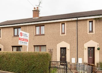 3 bed terraced house for sale in Tummel Road, Perth PH1