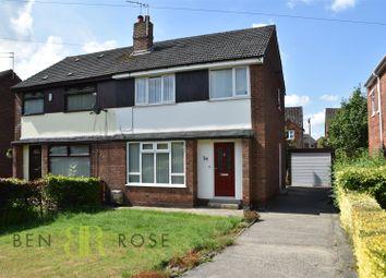 Thumbnail 3 bedroom semi-detached house for sale in Weldbank Lane, Chorley