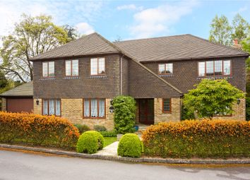 Thumbnail 5 bed detached house for sale in Claremount Close, Epsom, Surrey