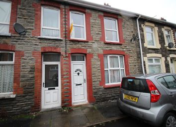 Thumbnail 3 bed terraced house for sale in Partridge Road, Llanhilleth, Abertillery