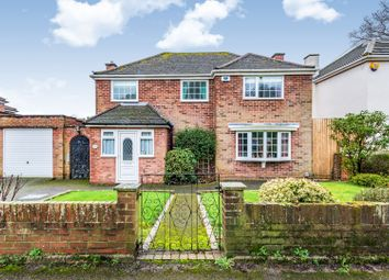 3 bed detached house for sale in Grattons Drive, Crawley RH10
